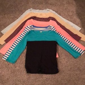 J Crew Tees Size Small